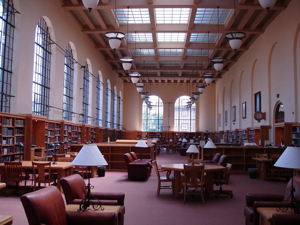 Stanford University Green Library